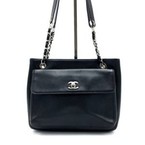 chanel-vintage-tote-bag-front-pocket