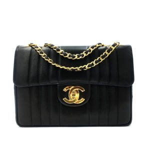 chanel-vintage-timeless-jumbo-bag-black