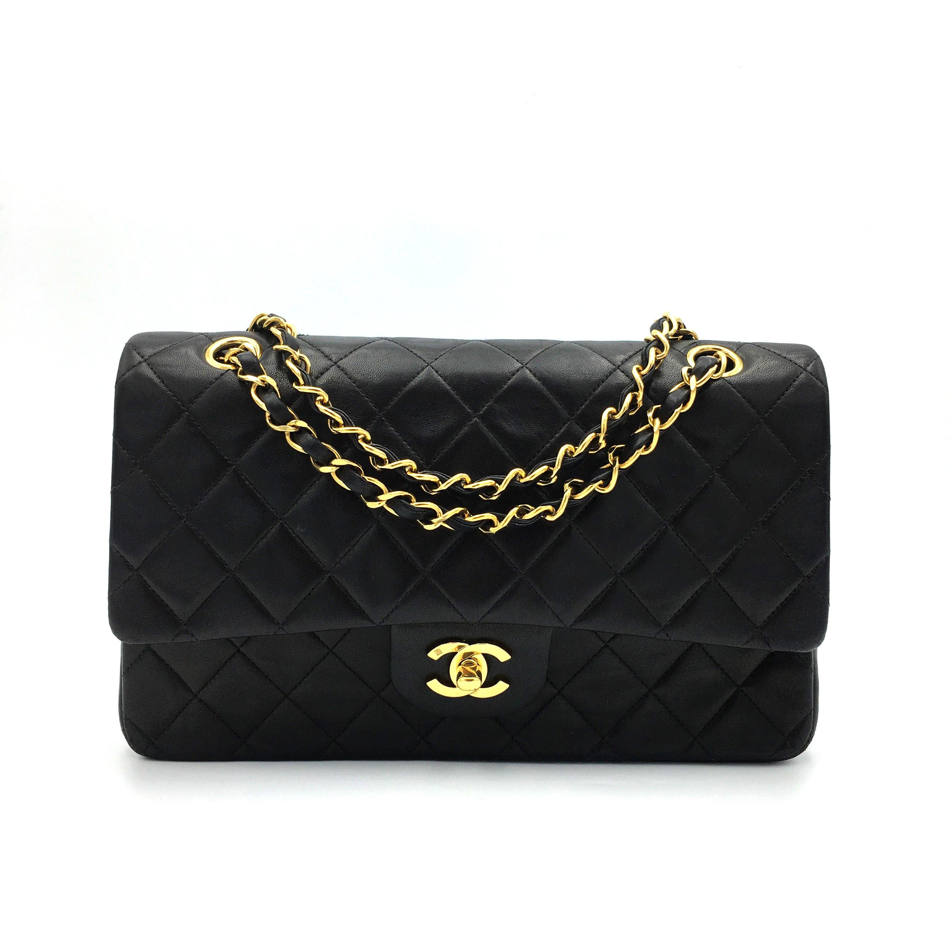 Borse Chanel Vintage Usate.Timeless Media Otto Vintage Borsa Chanel Vintage Timeless