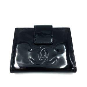 portafoglio-chanel-usato-nero