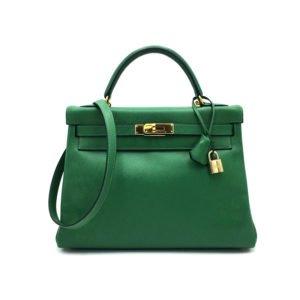 borsa-hermès-kelly-32-verde