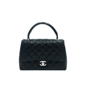 seconhand-chanel-bag-black-leather