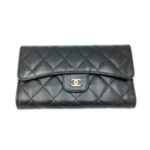 chanel-classic-wallet-black