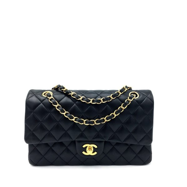chanel-timeless-medium-size-bag-second-hand